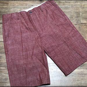 Other - 📌 Men's Levi Dark Red Denim Shorts